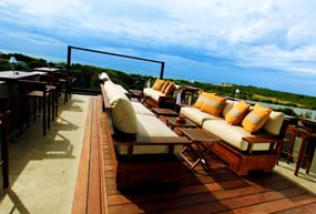observation deck bar