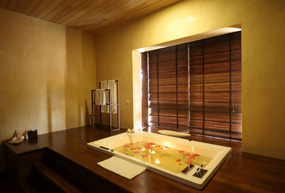 jetwing lagoon suite room jacuzzi