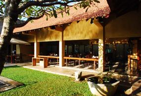 ayurveda pavilions restaurant